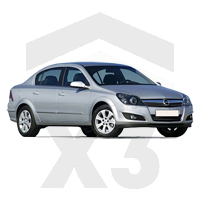 Opel Astra H седан (L69) 2007-2012