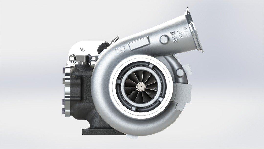 фото турбины низкого давления на ременном приводе поющих терновнике они