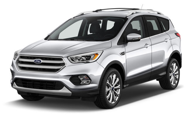Обзор Ford Escape 2019 года
