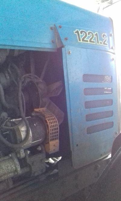 Трактор МТЗ 1025.5 | Беларус-МТЗ обозрение