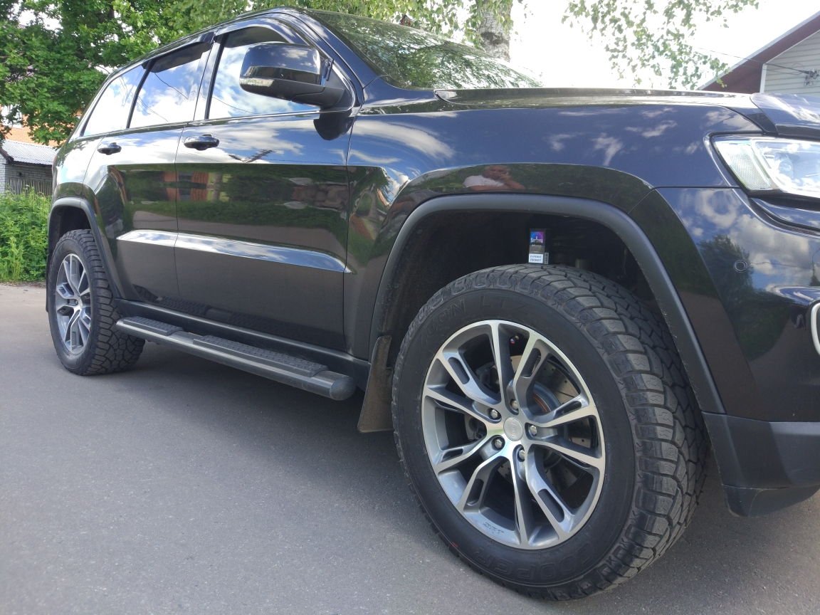H&R Jeep Grand Cherokee IV