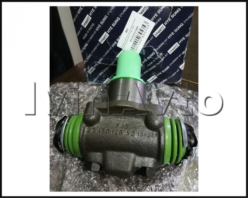 Цилиндр тормозной задний/передний NEW TYPE Aerotown HD120-1000 OEM 583306A000