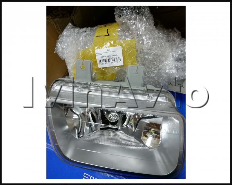 Фара противотуманная левая Кузбасс Hyundai/Kia 92201-58100