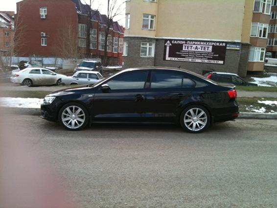 Bilstein VW Jetta