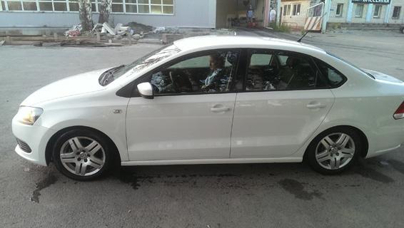 Bilstein VW Polo Sedan